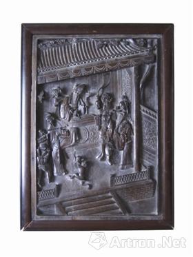 """""""民间工艺""""木雕是雕塑的一种"""