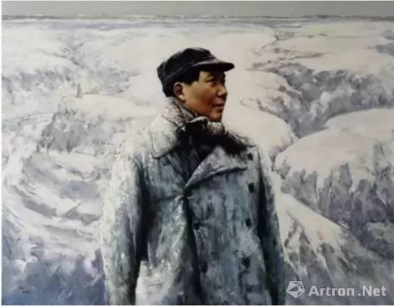 """""""中国梦——伟大复兴的画卷"""" 王海力艺术""""七一献礼"""""""