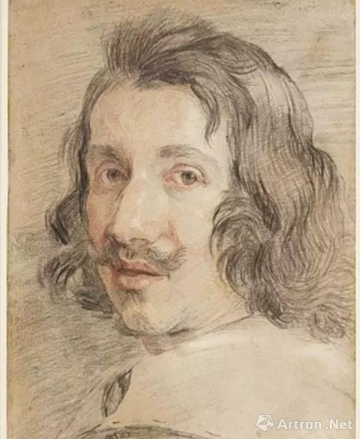 annibale carracci 的画作,德国画家丢勒绘制的 henry parker 肖像画