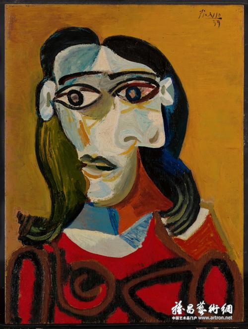 """的""""印象派及现代艺术巨匠油画展"""",展出约 20 幅油画代表作以高清图片"""
