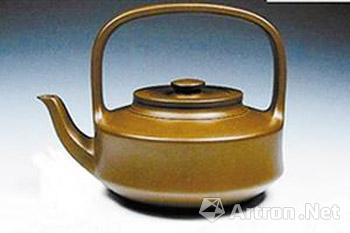 顾景舟紫砂提璧茶具近日以5175万元天价