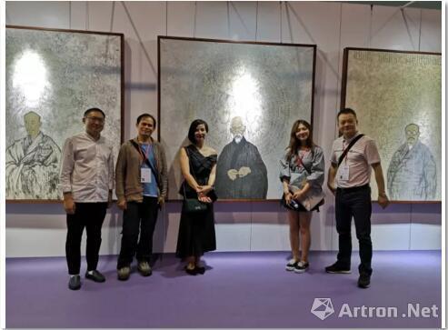北京电影学院艺术学院冯院长、摄影学院张院长来访!