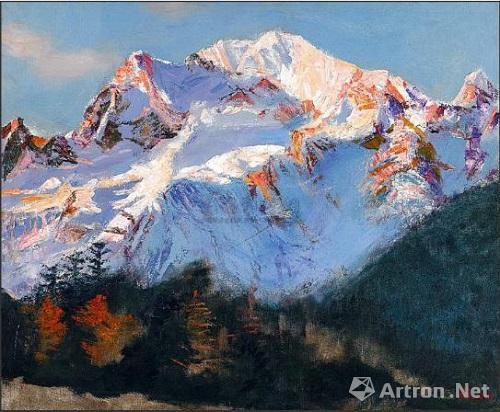 玉龙雪山 5161cm
