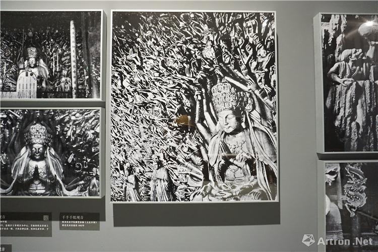 千手千眼观音 四川美术学院1962年
