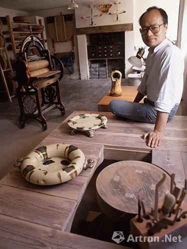 一个75岁的日本陶艺师14年里在景德镇做了什么_景德镇-茶之路空间-日本-之路-无国界