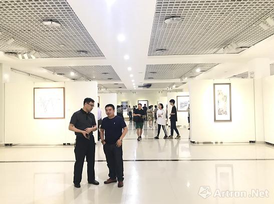 """""""嘉陵之春""""——叁 叁 走乡镇采风写生作品展"""