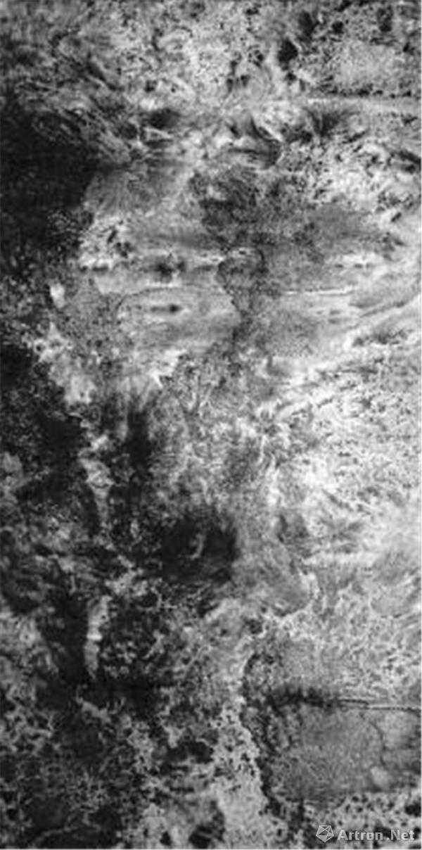 冰逸 (1975 年生)不可能的仙山:光之洞天2017-18 年,纸本水墨 由 墨斋,北京于水墨艺博 2018 售出